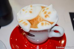 The Exciting Food Experience at the World Food Expo 2016 Food Expo, Latte Art, World Trade Center, Coffee, Kaffee, Cup Of Coffee, Coffee Art