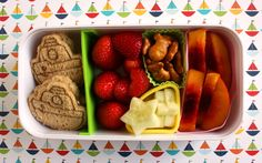 Over 1000 ideas for fun lunches!