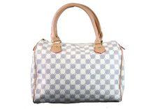 GOGO Bowlingtaschen online günstig kaufen | 494 GOGO Handtasche Damentasche Tasche Henkeltasche Beige | 4250878300764