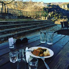 Local drink tsipouro @ Vitsa, Zagorohoria, Greece