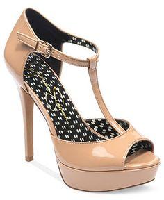Jessica Simpson Shoes, Bansi Platform Pumps - Jessica Simpson - Shoes - Macys