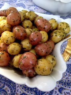 how to make boiled potatoes interesting