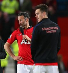 """After handing debuts to James Wilson & Tom Lawrence, Giggs said: """"You've seen a little glimpse of the future."""" And he signed off on the PA system with: """"Keep supporting us and the good times will come back soon. Thank you."""""""