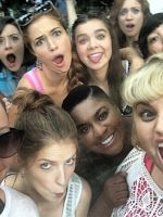 The Pitch Perfect 2 Cast Crushes It On Instagram #refinery29. I seriously want to be BFFs with the entire cast of Pitch Perfect 2, like seriously.