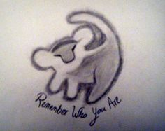 Remember Who You Are by Vitani3.deviantart.com on @deviantART #GoalSetting