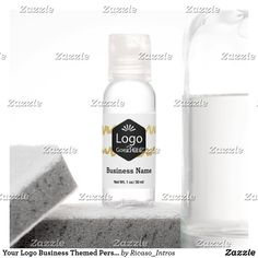 Your Logo Business Themed Personalized Hand Saniti Hand Sanitizer Business Products, Travel Size Products, Scented Hand Sanitizer, Travel Size Bottles, Hand Hygiene, Business Branding, Active Ingredient, Wedding Reception, Aqua