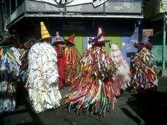 Celebrate Carnival! February 11th & 12th 2013.  Read more about Dominica's Carnival... http://avirtualdominica.com/carnival.cfm