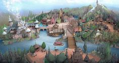 Tokyo Disney Resort announces large expansion, including Frozen land | The Disney Blog