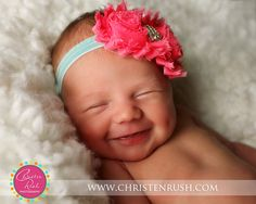 Sweet newborn baby girl; -Carly -My new niece -To be born; October, 2013 -Photography Inspirational