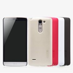 NILLKIN Super Frosted Shield Case For LG G3 Stylus D690