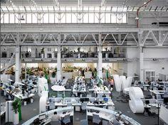 Karlin Hall Economia | Ricardo Bofill Taller de Arquitectura