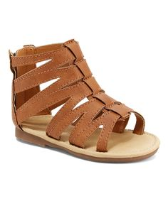 Take a look at this Brown Tracy Sandal today!