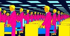 Pushwagner - Standing up, kunst til salgs i nettgalleriet Colour Pallete, Modern Colors, Stand Up, Norway, Scandinavian, Pop Art, Fine Art, Painting, Artists