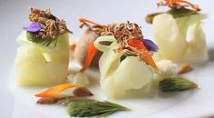 A beautiful #video of the one Michelin starred chef Matthias Schmidt from Frankfurt