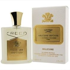 Millesime Imperial by Creed 4 oz Millesime Eau De Parfum Spray Unisex NEW IN BOX #Creed