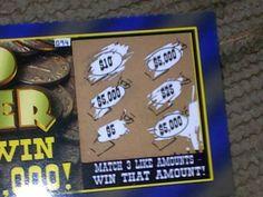 5,000-winning-lottery-ticket   #lawofattraction