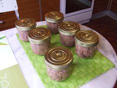Pâté de sanglier en conserve ( 2014 - saison 8 ) - lafermedevillars 24340 le blog de jean-Luc