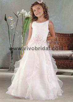 Vivo Bridal - Flower Girl DressE-0016