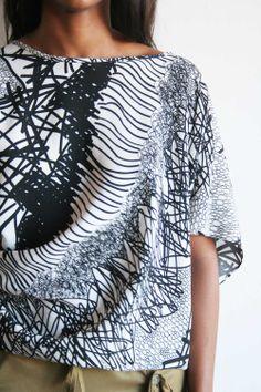 BOESSERT SCHORN / Tilted Shirt