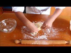 Filmato biscotto abbinato alla ricetta del gelato fritto nel video tutorial. Filmato realizzato con Movie Maker