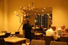 Main Dining Area At Moorish Blue