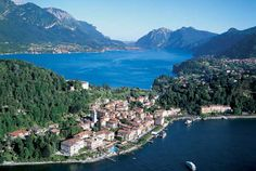 Lake Como, Italy.  Bellagio