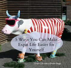 Expat Life With a Double Buggy: 5 Ways You Can Make Expat Life Easier for Yourself