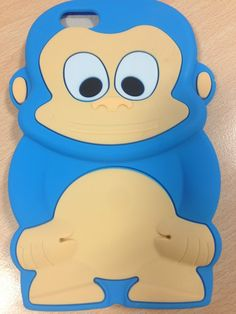 Our cheeky iPhone 6 Monkey cases are a perfect gift for a cheeky monkey in your life, and can be brought directly from our eBay or Amazon site! http://www.ebay.co.uk/itm/iPhone-6-Monkey-Cases-/331462888576?pt=UK_MobilePhones_MobilePhonesCasesPouches&var=&hash=item4d2cba4c80 #iPhone6 #iPhone6case #Monkey #apple #iPhone #case #Blue