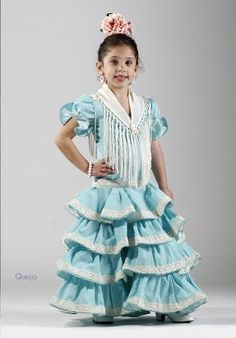 bc7172b5c0 ENVIO GRATIS ! Pida hoy su Trajes de Flamenca 2015 Niña Roal modelo Valeria  niña por solo Lo mejor del flamenco y el baile en Tamara Flamenco