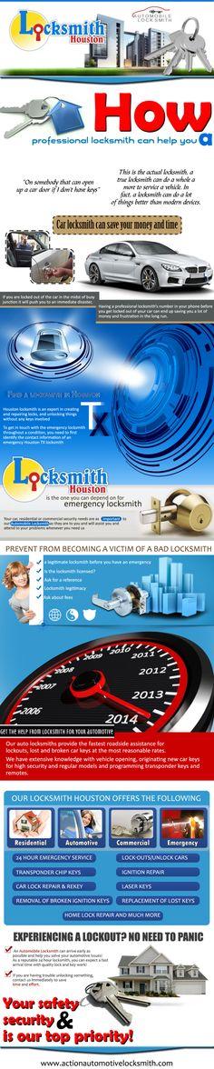 Locksmith houston