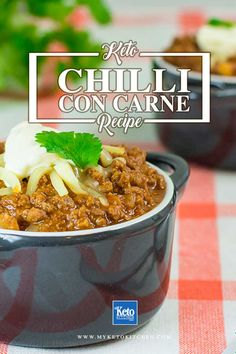 """Keto Chilli Con Carne – """"Spicy & Hearty"""" Ground Beef Recipe – NO Beans This Keto Chili Con Carne is a meaty and spicy dish. We leave the beans out and cook it in bulk. It's Low Carb so it's also suitable for Paleo and Gluten Free cooking. Beef Chili Recipe, Chili Recipes, Con Carne Recipe, Paleo, Spicy Dishes, Ground Beef Recipes, Low Carb Recipes, Diabetic Recipes, Chili Con Carne"""