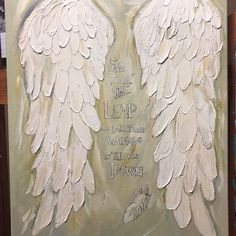 Updates from MichelleLakeArt on Etsy Easy Canvas Painting, Diy Canvas Art, Painting & Drawing, Watercolor Paintings, Jesus Artwork, Angel Wings Art, Christmas Paintings On Canvas, Craft Markets, Celestial