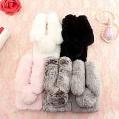 >> Click to Buy << 3D Cute Rabbit Warm Fur Soft Silicone Case For LG G6 Cover Fundas Carcasa For LG G6 Celular Mobile Phone Bags Cases Accessories  #Affiliate