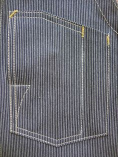 The Denim Industry, Workwear Ss16, Sewing Pockets, Prom Dresses With Pockets, Fashion Details, Fashion Design, Herren Outfit, Pocket Detail, Levis Jeans, Boyfriend Jeans