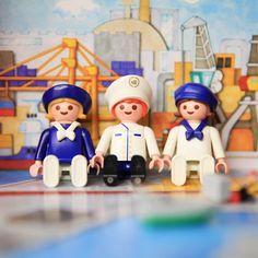 꼬마 선장과 선원 ⛵️ Captain and crew #플레이모빌 #playmobil