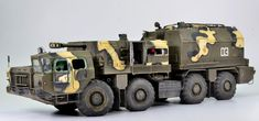 Military Modelling, Military Diorama, Tow Truck, Armored Vehicles, Scale Models, Cool Cars, Monster Trucks, Type 3, Tanks