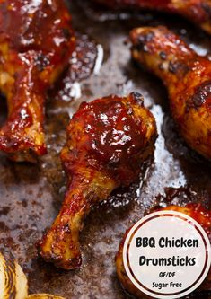 Up on the site now! Bbq Chicken Drumsticks, Barbecue Chicken, Wings In The Oven, Fries In The Oven, Smoked Paprika, Dairy Free, Spicy, Healthy Eating