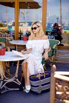 #lace #white_dress