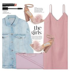 """""""date night"""" by jade-714 ❤ liked on Polyvore featuring STELLA McCARTNEY, Givenchy, Steve Madden, Arbonne and Christian Dior"""