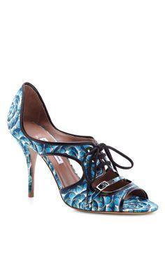 Bertie Sandal by Tabitha Simmons Now Available on Moda Operandi
