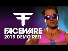Faceware 2019 Demo Reel // Facial Animation - YouTube Motion Capture, Mirrored Sunglasses, Facial, Animation, Film, Youtube, Instagram, Movie, Movies