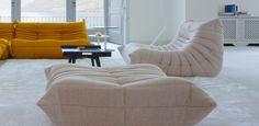 Entdecken Sie den Sessel Togo von ligne roset. *** Herbstwochen vom 01.10.16 bis 31.10.16. – 15% auf dieses Produkt ***