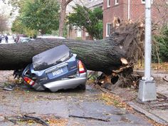 The Destruction of #HurricaneSandy