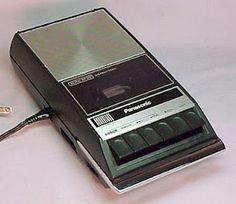 """Cassette Recorder. """""""