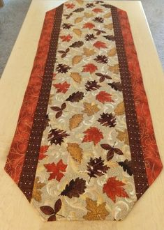 Your place to buy and sell all things handmade Thanksgiving Table Runner, Table Runner And Placemats, Table Runner Pattern, Quilted Table Runners, Fall Table, Purple Christmas, Coastal Christmas, Christmas Crafts, Christmas Patchwork