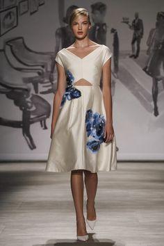 Lela Rose Ready To Wear Spring Summer 2015 New York