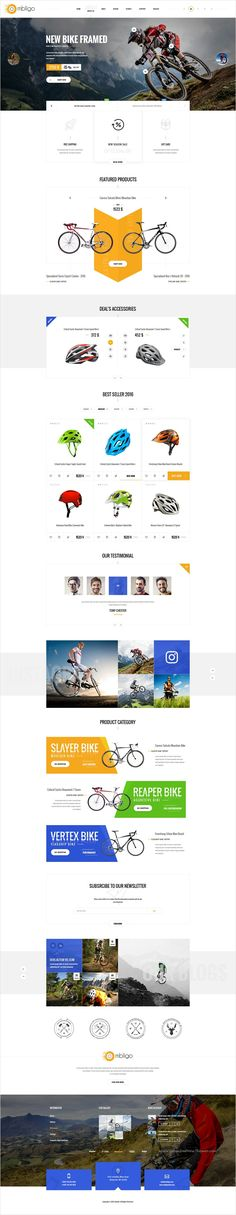 Ombligo shop is beautifully design premium #PSD #eCommerce template for motorbike, #cycle or any transportation #stores website with 6 unique homepage layouts and 30 organized PSD pages download now➩ https://themeforest.net/item/ombligo-shop-multi-concept-motor-cycle-psd-templates/18555304?ref=Datasata