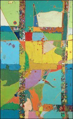 "Saatchi Art Artist Sandrine Marsaud; , ""La chevauché africaine"" #art"