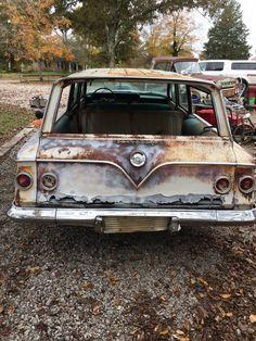 1961 Chevrolet Bel Air/150/210 PARKWOOD   eBay
