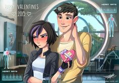 I might ship them. Aww look at tadashi *swoons*